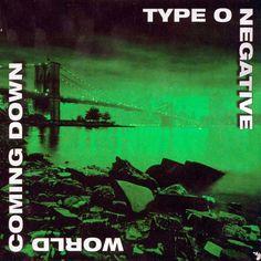 Carátula Frontal de Type O Negative - World Coming Down
