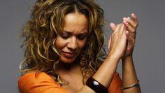Ginesa Ortega, voz flamenca de las campanadas en Barcelona