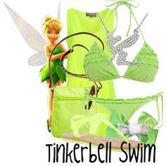 To complete: lime dress, lime bikini, lime sandals <3