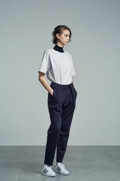 [No.9/25] JOHN LAWRENCE SULLIVAN 2014~15秋冬コレクション | Fashionsnap.com