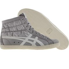 Asics Womens Onitsuka Tiger Sybil (silver / white) D066N-9301 - $64.99