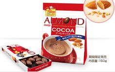Meiji Almond Cocoa Mix