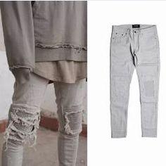 [ 24% OFF ] Hzijue Jean Represent Black/blue/white Rock Moto Mens Designer Clothes Fashion Distressed Ripped Skinny Denim Biker Jeans Men