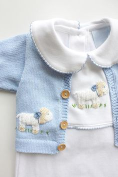 95f663d4c7d7 Sheep Crochet Sweater - Little English classic children's clothing, preppy  baby, classic baby,
