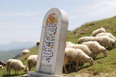 Col de Aubisque Pyreneeën France
