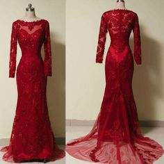 Classy Prom Dresses, collectionsprom dressesred prom dresses wine red lace applique with tulle prom gowns red prom gowns red prom dresses evening dresses red formal dresses Prom Dresses Long Red Formal Dresses, Prom Dresses Long With Sleeves, Mermaid Prom Dresses, Formal Evening Dresses, Homecoming Dresses, Bridesmaid Dresses, Prom Gowns, Formal Prom, Dress Long