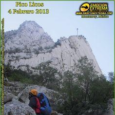 Atrévete a conquistar un desafiante descenso a Rapel de 60 Mts.