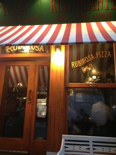 Rubirosa - New York, NY is lively Little Italy restaurant is one of your best bets for classic red-sauce cuisine in New York City. Make sure to try one of the homemade pastas, and one of the ultra thin-crust pizzas. Little Italy Restaurants, Thin Crust Pizza, Red Sauce, Homemade Pasta, Good Pizza, Around The Corner, Four Square, New York City, Around The Worlds
