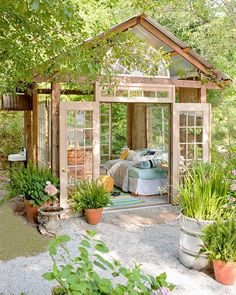 Once you see the she shed trend, you'll want one of your own.