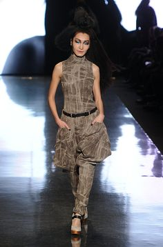 New York Fashion Week: L.A.M.B., Fall 2011