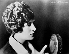 Amy Semple McPherson was the first woman to be granted a broadcast license from the Federal Radio Commission. She led a wild life, but I respect her for using the arts and radio to get the gospel message out as effectively as possible.