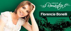 Reportaje a Florencia Bonelli - Reportajes, reportajes, curiosidades de Libros de Romántica | Blog de Literatura Romántica