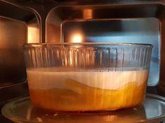 Flan de queso en el microondas - Yo, yo misma y mis cosas