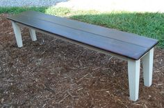 Bench for Farm Table by FarmTablesPlusMore on Etsy