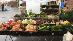 You Have to Visit This Seasonal European Market in Indiana