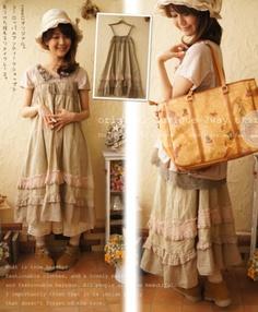 mori style - love the bag!