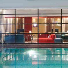 Le #kenclub à #Paris 16ème. Centre de remise en forme et club de #sport. #Piscine #fitness#yoga #musculation #kinesis #hammam #sauna #Cosy #confidentiel #chic  http://www.spa-etc.fr/lieux/ken-club,625.html @Spa_Etc