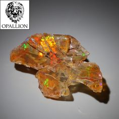 Fire #Opal from Mexico