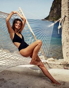 Publication: Porter Magazine Summer Escape 2015 Model: Andreea Diaconu Photographer: Cass Bird Fashion Editor: Kate Young Hair: Eric Jamieson Make-up: Frank B. Summer Of Love, Summer 2015, Summer Beach, Summer Vibes, Summer Fun, Beach 2017, Summer Sunset, Le Grand Bleu, Black Swimsuit