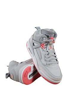 on sale dd26a 65fd0 eBay  Sponsored Jordan Spizike Wolf Grey Sun Blush Big Kid 5.5 M US Big