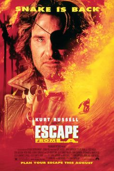 Escape From L.A. (1996) Movie Review
