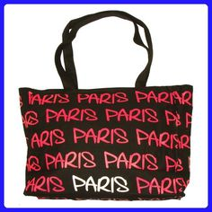 2652353e00726 Robin Ruth - Paris Shopping Bag - Color   Black