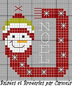man-of-neige.jpg  Would be interesting to use the snowman head as an O, the scarf as a J and then maybe a chimney with Santa's legs sticking out and apart as a Y?  Or just Santa with his arms apart over his head as the Y?