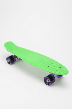 Stereo Vinyl Series Cruiser Skateboard - My 1st skateboard! Too narrow and flexible for any real tricks but I was hooked