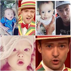 like father , like son  photos from JTJess1 on twitter
