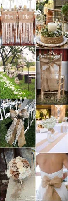 55 Chic-Rustic Burlap and Lace Wedding Ideas / www.deerpearlflow… 2019 aus holz strand 55 Chic-Rustic Burlap and Lace Wedding Ideas / www.deerpearlflow… 2019 aus holz strand Related posts: No related posts. Wedding Tips, Fall Wedding, Diy Wedding, Wedding Planning, Dream Wedding, Trendy Wedding, Rustic Wedding Centerpieces, Wedding Table Decorations, Deco Table
