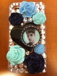 Justin Bieber iPhone 4 Case