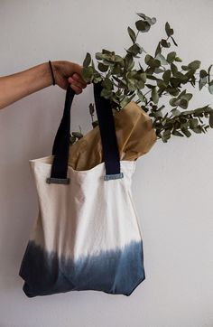 How to make: Linen Tote Bag