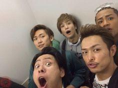 Imaichi Ryuji & Iwata Takanori & Yamashita Kenjiro & Naoto & Elly