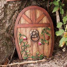 fairy garden doors | Fairy Door