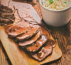 Ψητό κατσαρόλας   Συνταγή   Argiro.gr - Argiro Barbarigou Greek Recipes, Camembert Cheese, Pork, Cooking Recipes, Beef, Meals, Kale Stir Fry, Meat, Meal