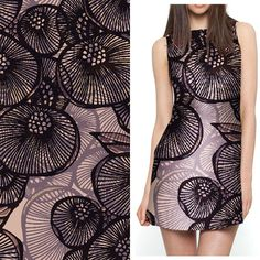 Please vote for this entry in Beautiful graphic print dresses - Made in Melbourne - Designed by you!!