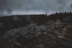 After-Wedding-Shooting im Harz bei Regen und Sturm. 4 Stunden Autofahrt, 1 Stunde Fußmarsch für ein 3 Minutenshooting. Es hat sich sowas von gelohnt!