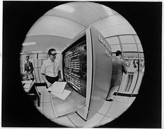 My first job was programming a Univac 494 in 1971