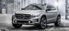 The new Mercedes-Benz GLA SUV 2014 concept, unveiled ahead of this year's Shanghai Auto Show. The newly styled compact SUV from the German manufacturer… Mercedes Benz Suv, Mercedes Concept, Mercedes G Wagon, New Mercedes, Mercedes Gla 250, Audi Q3, Bmw X3, My Dream Car, Dream Cars