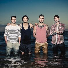 Hedley -- these Canucks hail from BC. So excited to see them again in concert with my menfolk in Feb 2014.