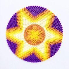 Hama Bead Mandalas | Circular Hama Beads Patterns