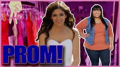MacBarbie07 Makes Over Jazmine - Make Me Over Ep. 41 Tough Times, Itunes, Bethany Mota, Prom, How To Make, Movies, Movie Posters, Outfits, Senior Prom