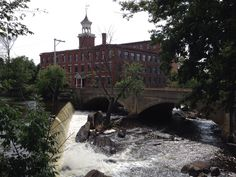 Middlesex Canal Museum in Billerica, MA