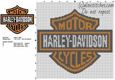 8 Fabulous Tips AND Tricks: Harley Davidson Motorcycles Soft Tail harley davidson sportster umbau.Harley Davidson Motorcycles For Sale harley davidson vintage tanks.Harley Davidson Motorcycles For Sale. Counted Cross Stitch Patterns, Cross Stitch Charts, Cross Stitch Embroidery, Tambour Embroidery, Embroidery Patterns, Vrod Harley, C2c, Bead Loom Patterns, Harley Davidson Motorcycles