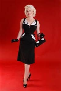Classic Pin Up Dresses - Bing images