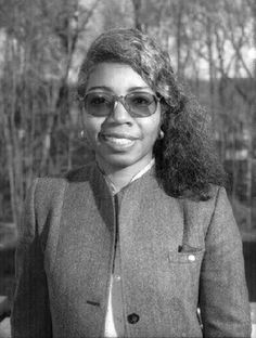 Valerie Thomas is an African-American Physicist and Mathematician.  She is the inventor of the Illusion Transmitter (improving television screen) as well as a lead project manager for one of NASA's most utilized technologies - Landsat satellite series, which serve the purpose of capturing images from outer space and transmit them back to NASA for analyzing.