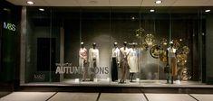 Marks & Spencer windows 2015 Fall, London – UK » Retail Design Blog