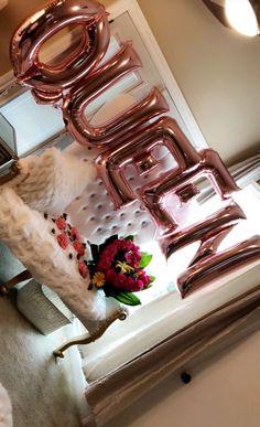 Birthday Ideas Balloons Life 35 Ideas For 2019 Birthday Goals, 23rd Birthday, Sweet 16 Birthday, Birthday Photos, Birthday Ideas, 21st Gifts, Birthday Party Decorations, Birthdays, Instagram