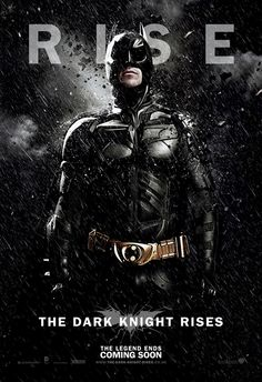 Exclusive Character Posters of The Dark Knight Rises