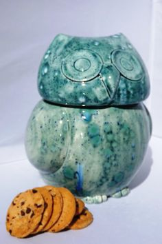 Your place to buy and sell all things handmade Cookie Jars, Canisters, Vases, Pepper, Tea Pots, I Am Awesome, Salt, Hand Painted, Ceramics